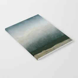Caspar David Friedrich - The Monk by the Sea Notebook