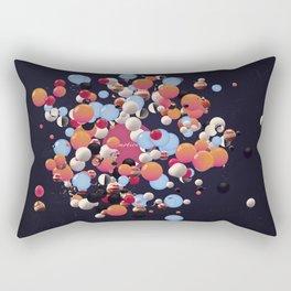 Motion Rectangular Pillow