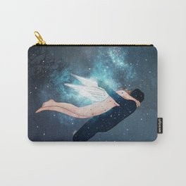unforgettable hug colored. Carry-All Pouch
