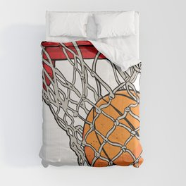 ball basket Comforters