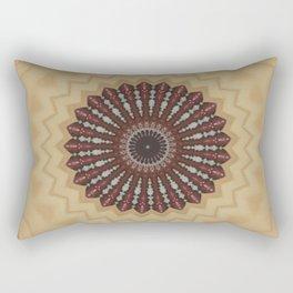Some Other Mandala 475 Rectangular Pillow