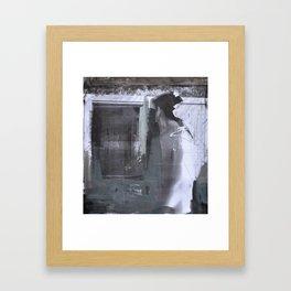 open2 Framed Art Print