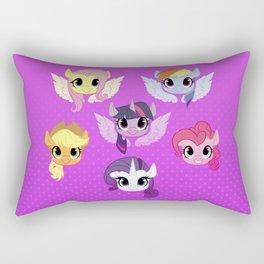 Mane Six Rectangular Pillow