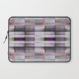 BLOCK STRIPES PATTERN I Laptop Sleeve
