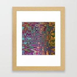 Released Blues Framed Art Print