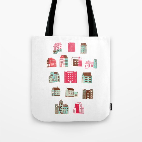 Places to rent Tote Bag