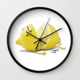 limon Wall Clock