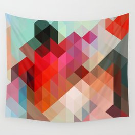 Heavy Words - City 02. Wall Tapestry
