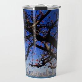 San Diego ~ Skyline Travel Mug