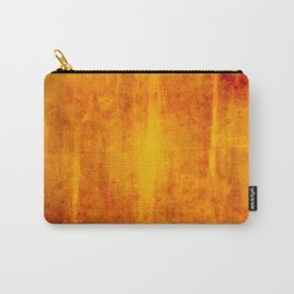 Primitive Composition (Abstract Allegory) III Carry-All Pouch