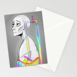 Drained Stationery Cards