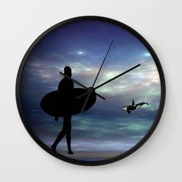 Good Night, Sweet Dreams Wall Clock