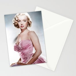 Marilyn Classic Photography Stationery Cards
