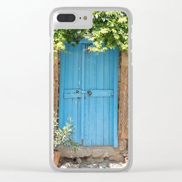 Doorways - Cunda Island IV Clear iPhone Case