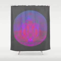 New Moon 1 Shower Curtain