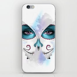 Saphire iPhone Skin