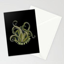 Nerdy - Lovecraft R'lyeh Stationery Cards