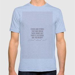 What about us? T-shirt