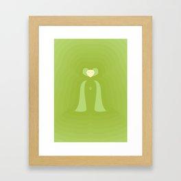 Souly Framed Art Print
