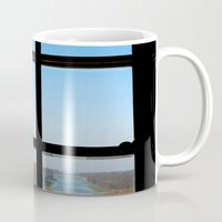 clear Mugs featuring Clear by the insight city