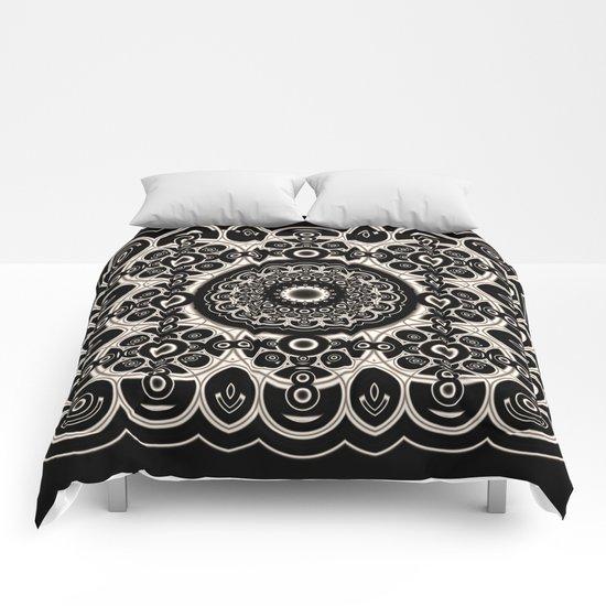 Lace Mandala Comforters