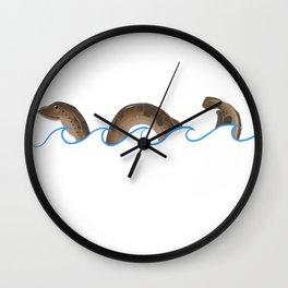 Lake Superior Monster Wall Clock