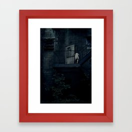 Paradoxical Allusion  Framed Art Print