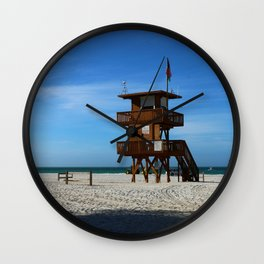 Marine Rescue Wall Clock