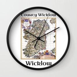 Wicklow Co Wicklow Ireland Wall Clock