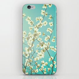 The dogwoods are blooming. iPhone Skin