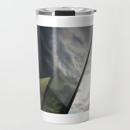 Sky mirror Travel Mug