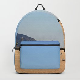 Power Station Beach Backpack