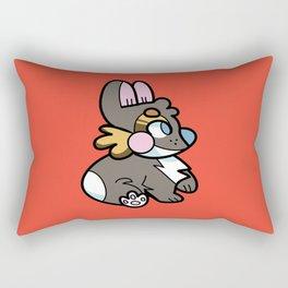 Tri Corgi Rectangular Pillow