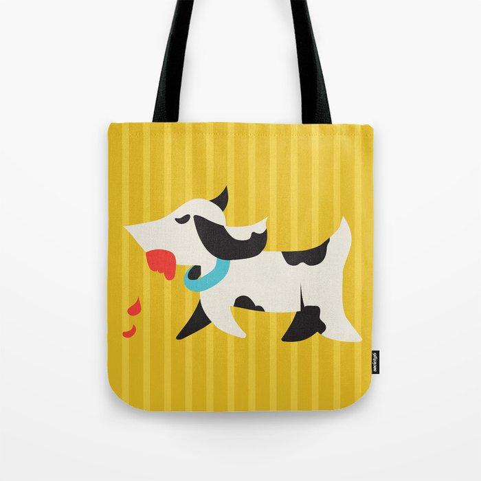 Zombie Dog Harriet Tote Bag