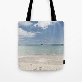 Dream beach Sea Ocean Summer Maritime Navy Tote Bag