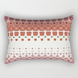 strawberry variation III Rectangular Pillow