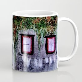 Houses in Milan in the evening Italy Coffee Mug