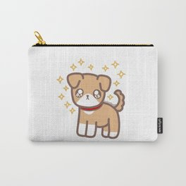 Puppy Eye Carry-All Pouch