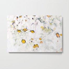 Wild Flowers III Metal Print