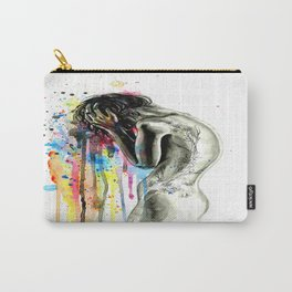 Overflowing emotion Carry-All Pouch