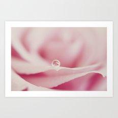 The roses jewel Art Print