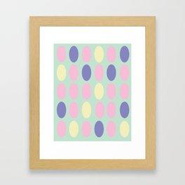 Connect 6 Framed Art Print