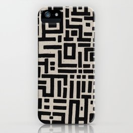 Trip Hop In The City iPhone Case