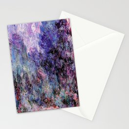 Monet : The House Seen From the Rose Garden Stationery Cards