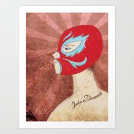 El Club de la Lucha (Primera Parte) Art Print