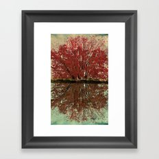 Landscape ~ Reflection Framed Art Print