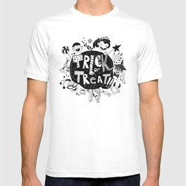 For Halloween - Trick or treat T-shirt