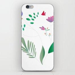 Light Summer iPhone Skin