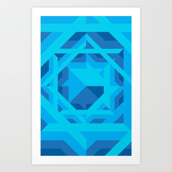 The Secret Angle Art Print