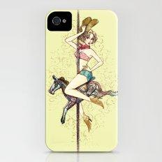 Sexy Texas iPhone (4, 4s) Slim Case